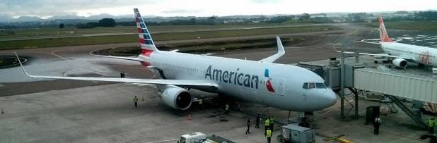 O avião era um King Air e seria de empresário de Marigá. (Foto: Flyght Aware)