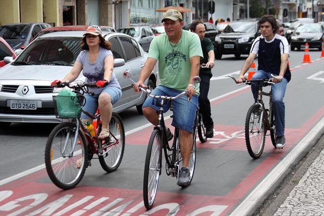 A bicicleta será o tema principal de Fórum. (Foto: Guilherme Dala Barba)