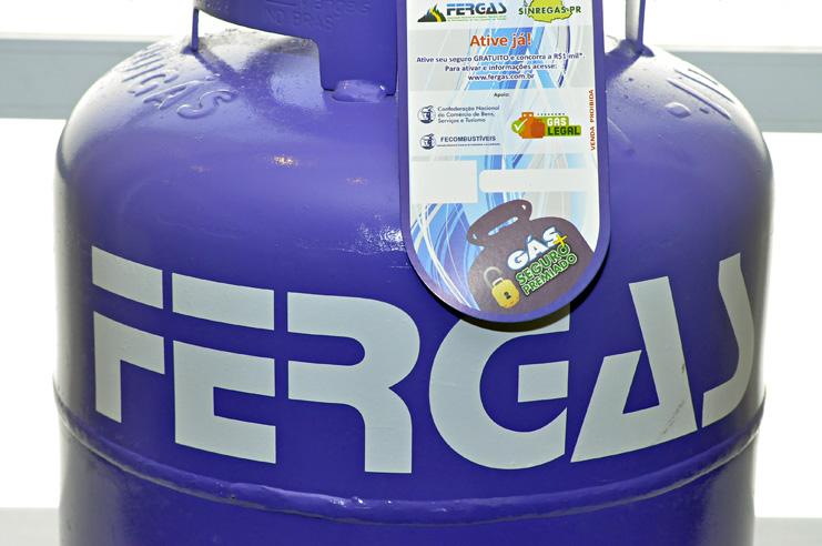O lançamento do projeto do gás foi na sede da ACP. (Foto: Gabriel Rosa)